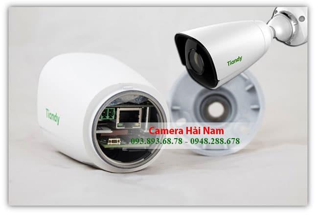camera Tiandy thân TC-NCL214C Full HD 1080p siêu nét, căng mượt