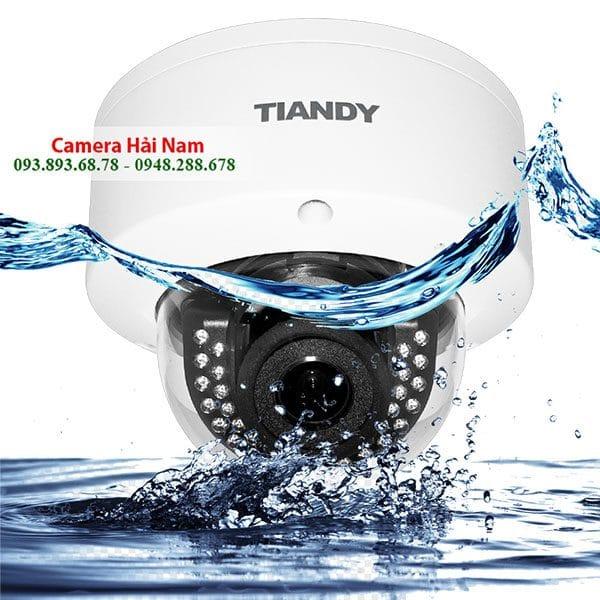 Camera Tiandy TC-NC24V 2.0M - Full HD Siêu nét, Chống nước tốt - Lắp đặt Camera Tiandy chính hãng cho gia đình chất lượng, giá rẻ