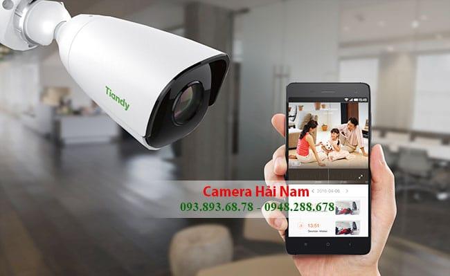 Camera Tiandy TC-NCL214C Full HD 1080P Siêu nét, Góc rộng - HẢI NAM Phân phối & Lắp đặt Camera IP Tiandy thông minh Chính hãng, Giá rẻ nhất