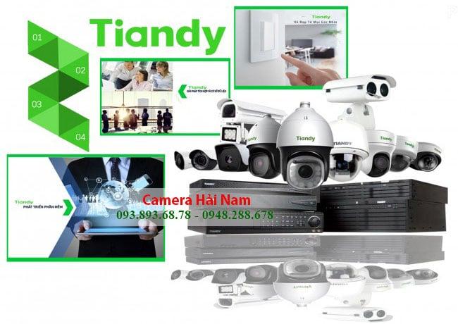 Camera Tiandy TC-NC23V 2.0Mpx Full HD 1080P Siêu mượt, Chính hãng - Lắp đặt Camera IP Tiandy thông minh cho gia đình giá rẻ