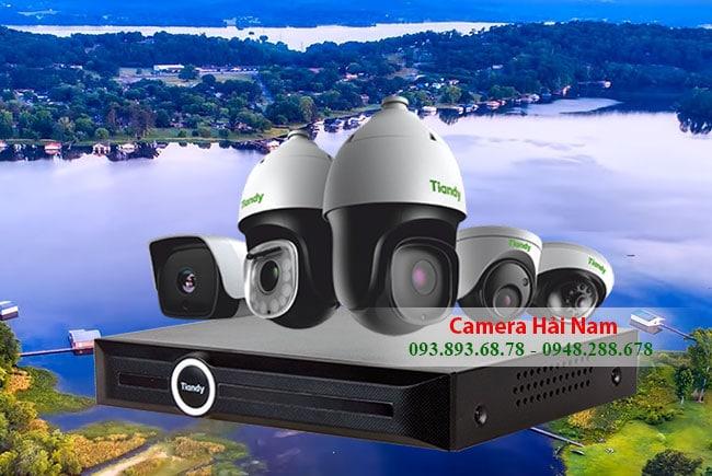 Camera Tiandy TC-NC214S 2.0M Full HD 1080P Siêu nét, Giá rẻ