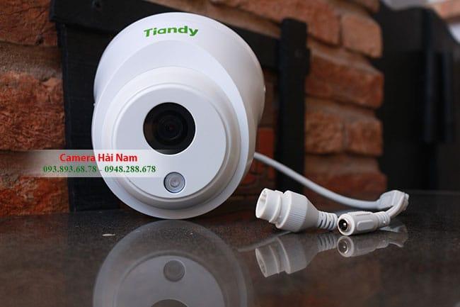 Camera IP Tiandy Dome TC-NCL222C 2.0Mp Full HD 1080p - Hải Nam Bán & Lắp đặt Camera Tiandy thông minh [CHÍNH HÃNG, GIÁ RẺ]