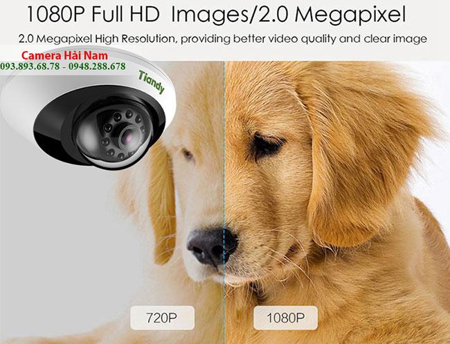 Camera Tiandy Pro TC-NC262S Góc rộng, Siêu nét 2.0M Full HD 1080P - Mua & Lắp đặt Camera IP Tiandy thông minh, chính hãng, giá rẻ nhất