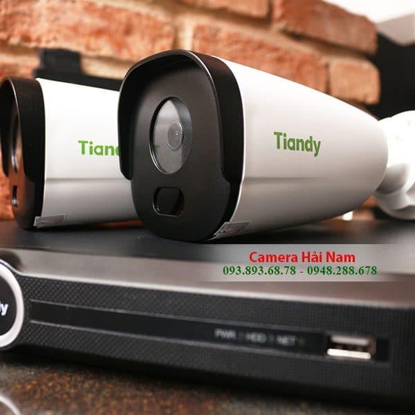 Camera IP Tiandy TC-NCL214C