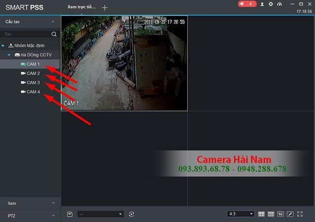 Smart PSS - Download phần mềm Camera Dahua trên máy tính, PC