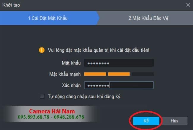 Hướng dẫn sử dụng Smart PSS - Phần mềm tiện ích xem hình ảnh Camera Dahua 24/24