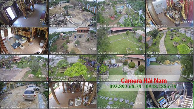 Camera IP Tiandy cao cấp Full HD 1080P