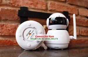 Camera Wifi Hải Nam HN-ID-68-FHD Siêu nét, Kết nối cấp tốc - Lắp đặt Camera IP Wifi không dây cao cấp giá rẻ nhất tại TP. HCM