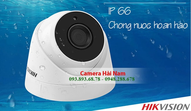 CAMERA HIKVISION DOME 2