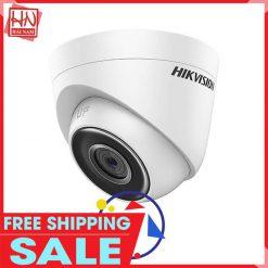 Camera Hikvision 5MP Dome Smart IR 20m, Hỗ trợ 4 Công nghệ AHD - HDTVI - HDCVI - CVBS