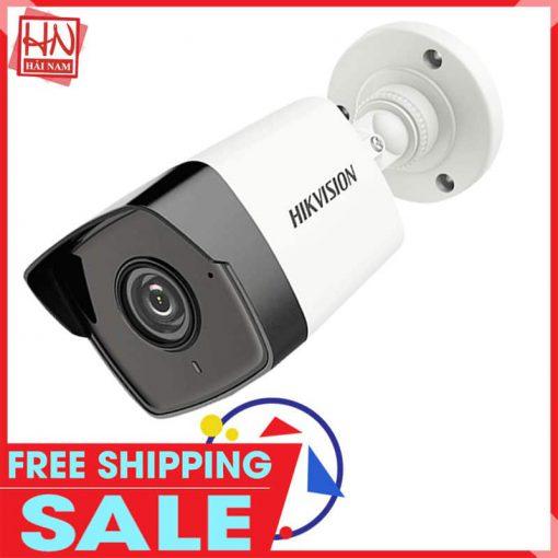 Camera Hikvision 5.0MP Thân trụ Smart IR 20m, IP 67 chống nước [Chính hãng, Giá rẻ]