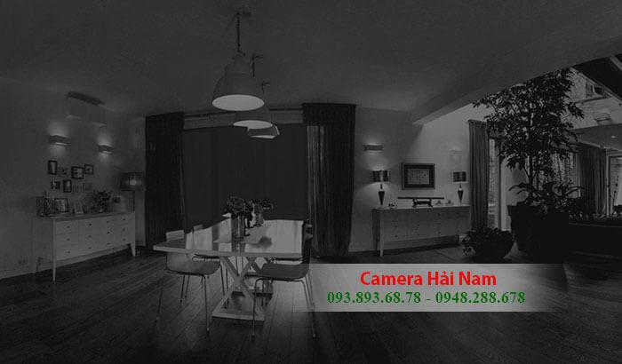 Nguyên lý hoạt động của camera chống trộm hồng ngoại ban đêm