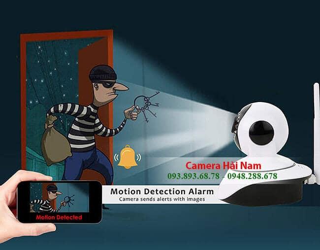 Những lợi ích khi sử dụng camera chống trộm hồng ngoại ban đêm