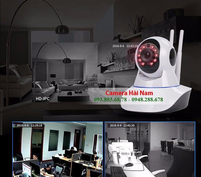 Mua camera chống trộm hồng ngoại có độ phân giải ống kính tùy nhu cầu sử dụng