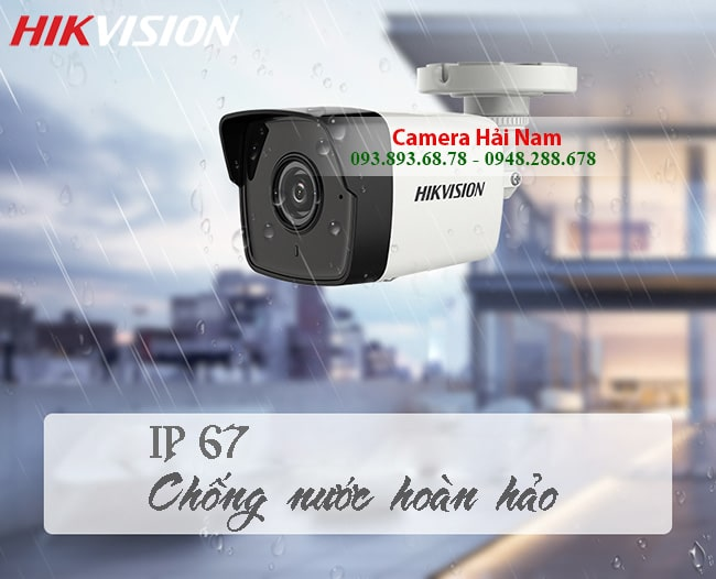 Báo giá Trọn bộ Camera Hikvision Chính hãng HD/Full HD tốt nhất 2019