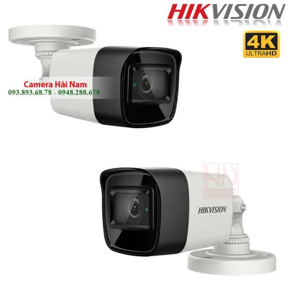 Camera Hikvision sieu net 8MP 4K Ultra HD 2