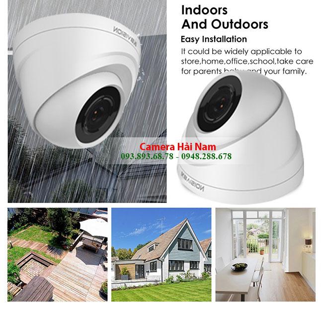 Camera KBVision 2.0M KX-2112C4 Full HD 1080P, Hồng ngoại 20m, Công nghệ 4 IN 1 thông minh