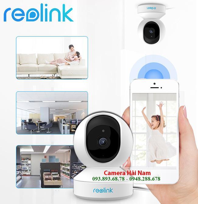 Camera Wifi Reolink E1 Pro 4MP Super HD (2560p - 1440p) Thông minh, siêu Đẳng cấp