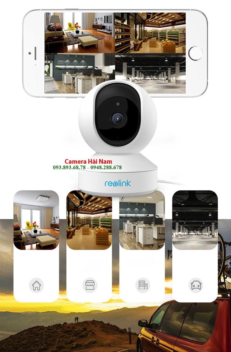 camera ip wifi reolink e1 3mp super hd 13