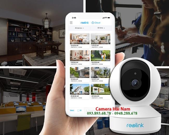 camera ip wifi reolink e1 3mp super hd 9