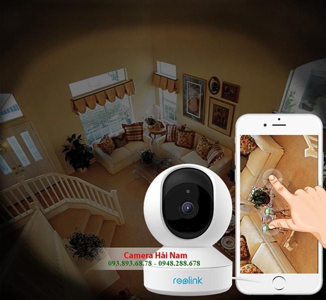 camera ip wifi reolink e1 3mp super hd