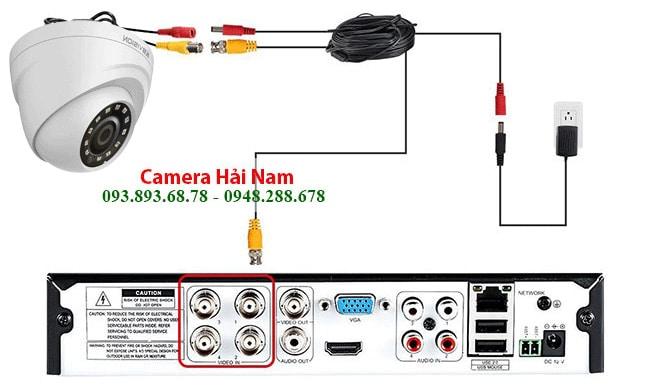 Camera KBVision 2.0MP KX-2012S4 Dome hồng ngoại 20m, chống lóa