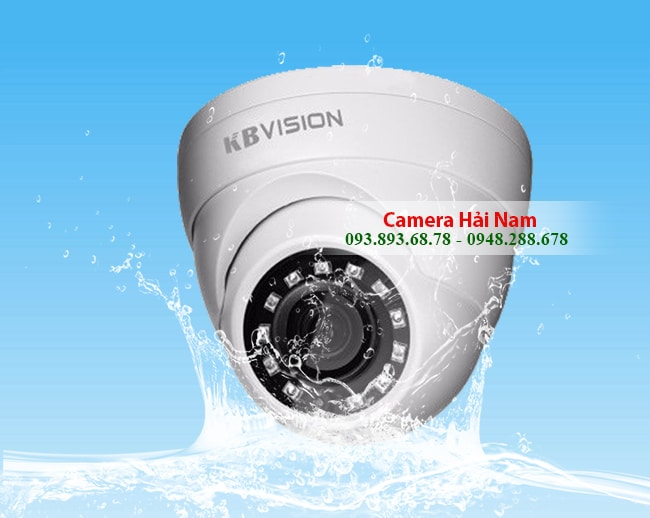 camera kbvision dome 1.3m hd 960p