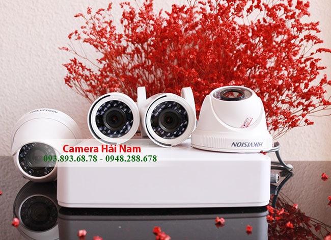 Đầu ghi hình Hikvision DS-7104HQHI-K1 Full HD 4 kênh Hybrid TVI-IP (Turbo 4.0) hỗ trợ H.265 Pro+
