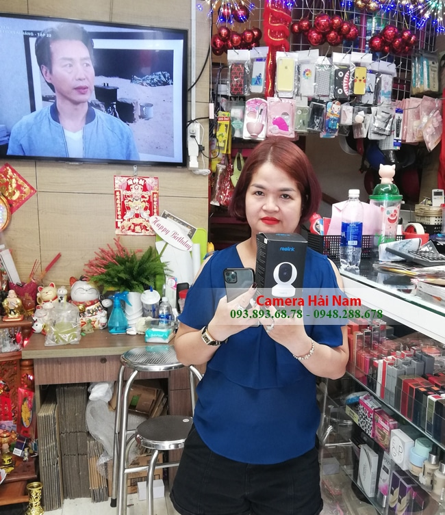 Khách hàng đã tin tưởng và lựa chọn camera wifi không dây cao cấp siêu nét Reolink E1 Pro 4MP
