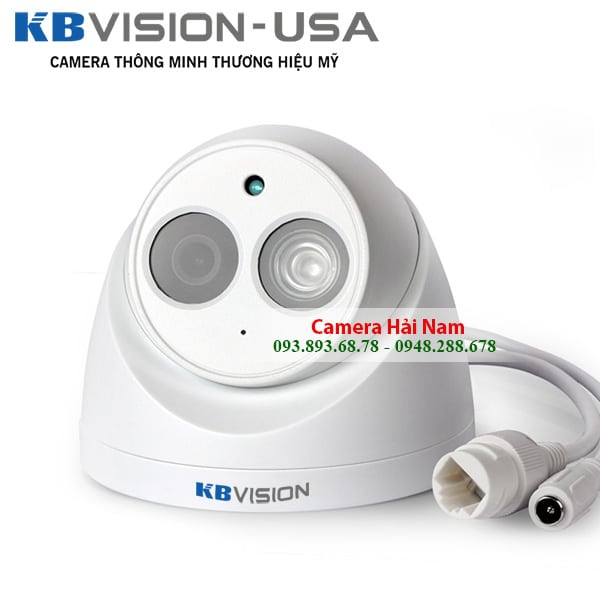 CAMERA KBVISION CAO CAP CO MIC GHI AM 5