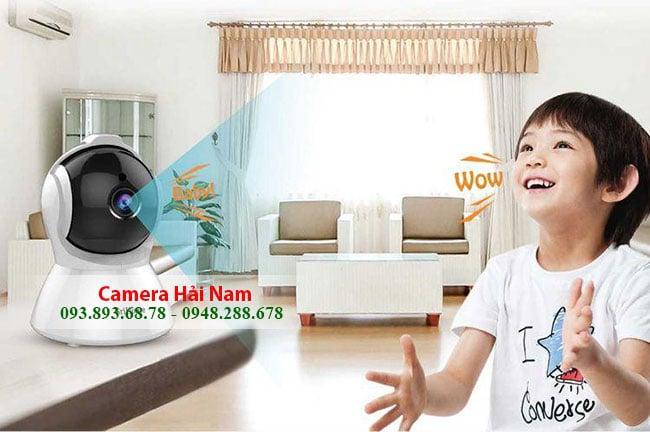 Camera SriHome SH025 dam thoai 2 chieu to ro rang