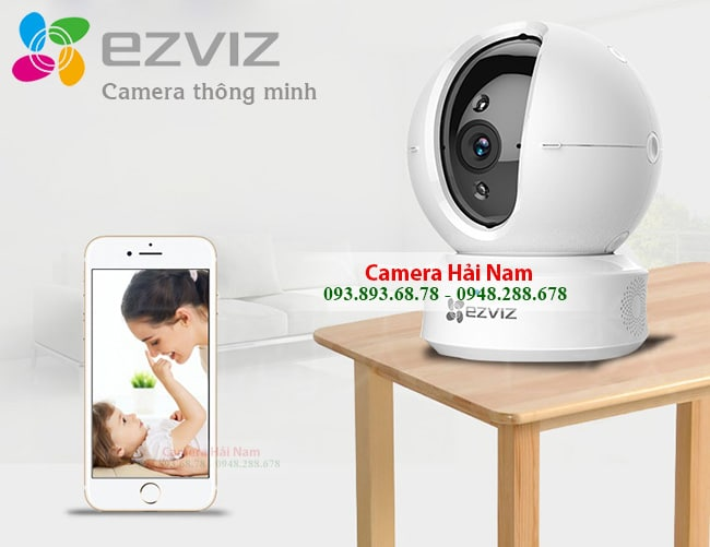 Camera Wifi EZViz 1M HD 720P chính hãng, giá rẻ