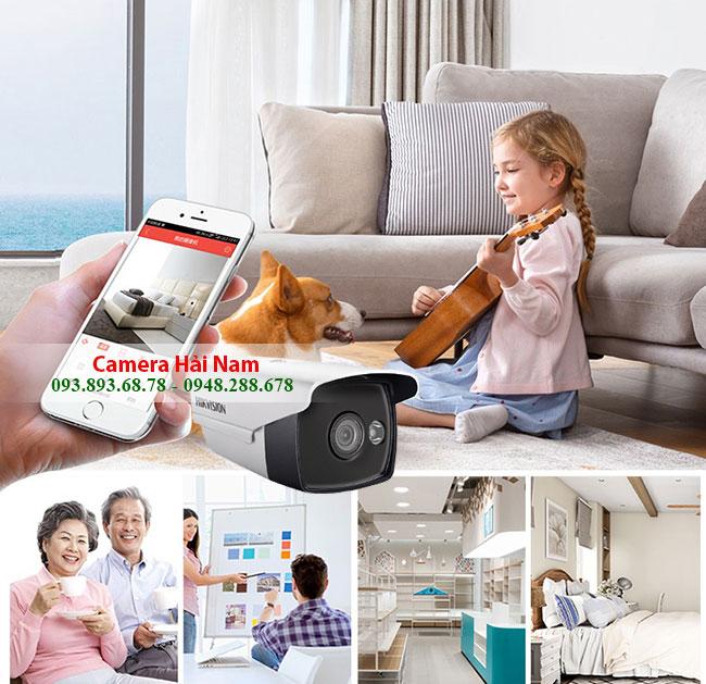 Camera giám sát xưởng - trọn bộ camera Hikvision thương hiệu camera được yêu thích nhất