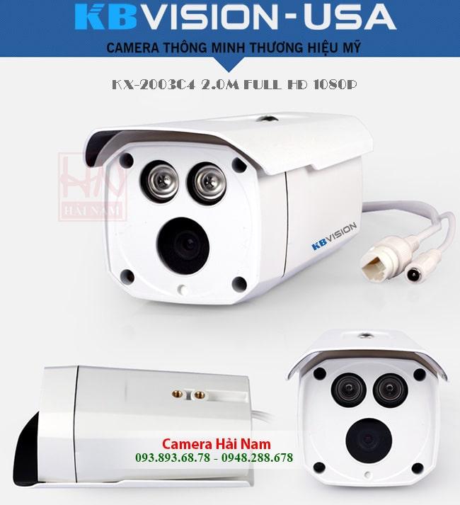 camera kbvision 2 10