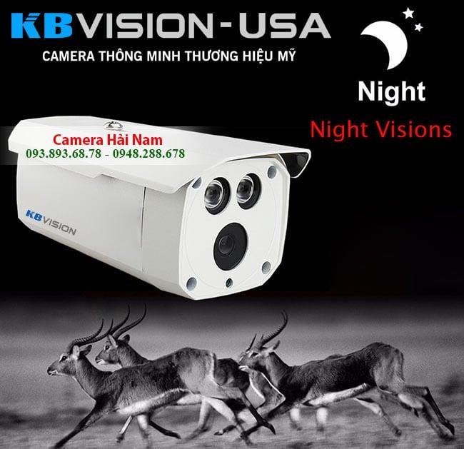 camera kbvision 2 5
