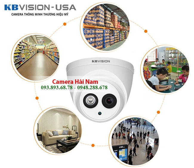 camera kbvision 2mp co micro ghi am cao cap 3