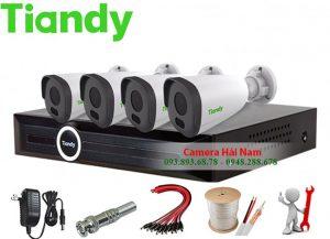 camera tiandy 2 3
