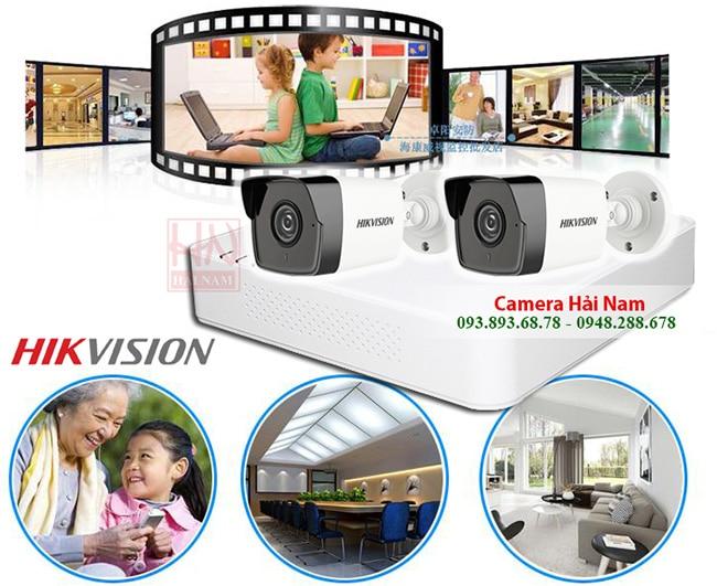 Đầu ghi hình Hikvision 16 Kênh DS-7116HQHI-K1 Hybrid 3MP Turbo 4.0 H.265 Pro+