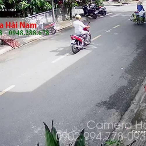 Lắp 4 mắt Hikvision Full HD cho Gia đình Chú Thắng ở Quận Tân Phú