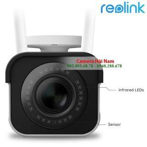 camera wifi ngoai troi reolink 5mp RLC 511W 12