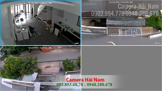 Hình ảnh siêu nét, căng mượt 4.0MP và 5.0MP của camera Reolink ghi nhận tại nhà khách hàng