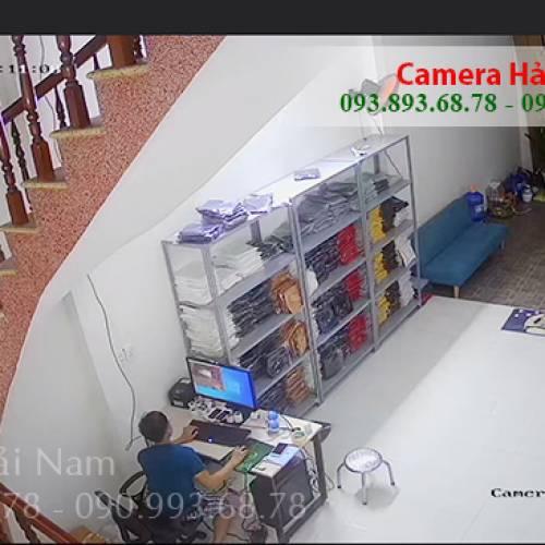 Thi công 4 mắt Hikvision cho Anh Hải Quan sát An ninh Gia đình ở Tân Phú, TP.HCM