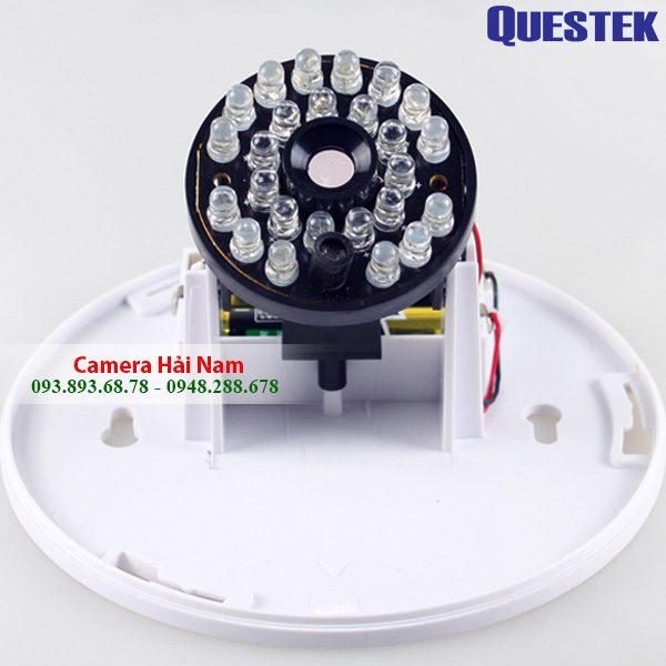 Camera Questek 4 IN 1 QNV-1631AHD 1.0MP Hồng ngoại 30m, chính hãng Đài Loan