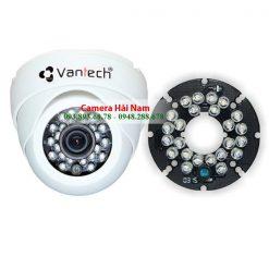 Camera Vantech VP-6002DTV 4.0MP - 2K (2560*1440) Dome hồng ngoại 50 mét, H.265+