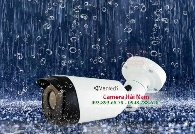 Camera Vantech VP-6022DTV 4.0MP Siêu nét, Hồng ngoại 50m, hỗ trợ chuẩn nén H.265+