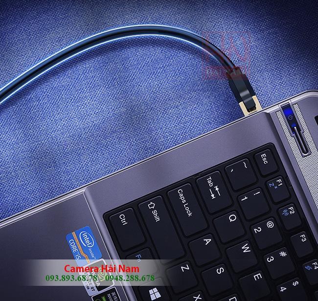 Cáp mạng AMP Cat5e hiệu suất cao TOP đầu thế giới