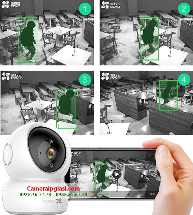 CAMERA EZVIZ C6N 1080P