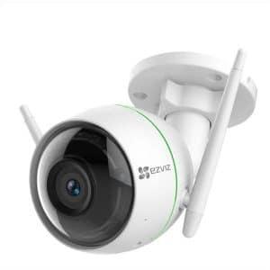 Camera EZViz ngoài trời 2.0M Full HD 1080P chống nước hoàn hảo chính hãng, giá rẻ
