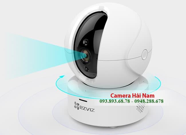 Camera EZViz 1.0MP HD 720P - V1 Quét wifi linh hoạt 360, Theo dõi chuyển động thông minh CHÍNH HÃNG - GIÁ SIÊU RẺ