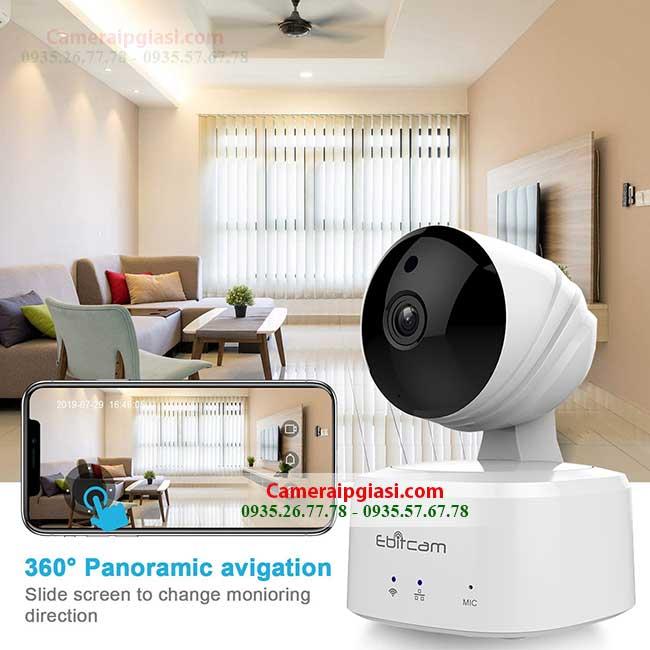 camera wifi ebitcam e2 1mp full hd 1080p